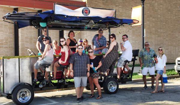 Home Bike Bar Tours Houston